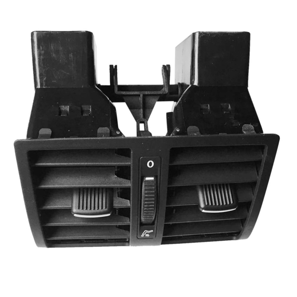 Rear AC Outlet Air Vents Center Console Assembly Air Conditioning Outlet For VW for Touran