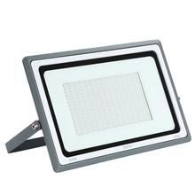 цена на 10w/30w/50w/100W/200W/300W/500W Led Floodlight Ip65 Waterproof of Flood Lights Outdoor AC220V Spotlight  led spotlight reflector