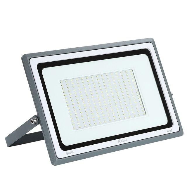 10w/30w/50w/100W/200W/300W/500W Led Floodlight Ip65 Waterproof of Flood Lights Outdoor AC220V Spotlight  led spotlight reflector