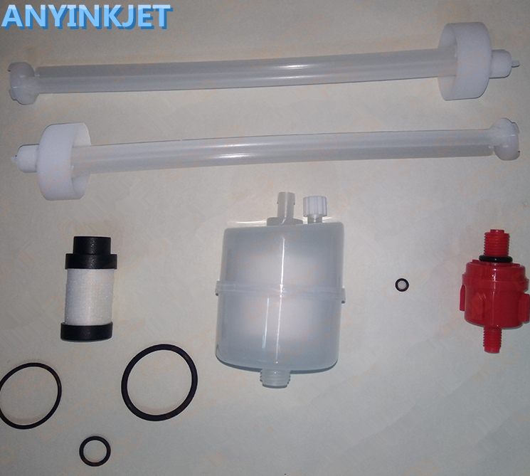 for Videojet 170i filter kits VB PG0377 for Videojet Excel printer 1se have 6pcs filter