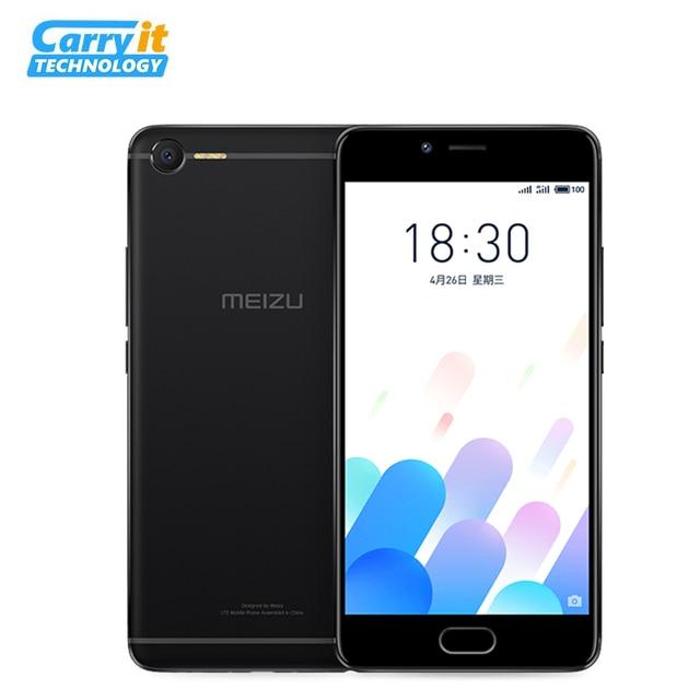 Original MEIZU E2 32GB 3GB Cellphone LTE MTK Helio P20 Octa Core 5.5inch 1920X1080P Fingerprint Fast Charging Smart Phone