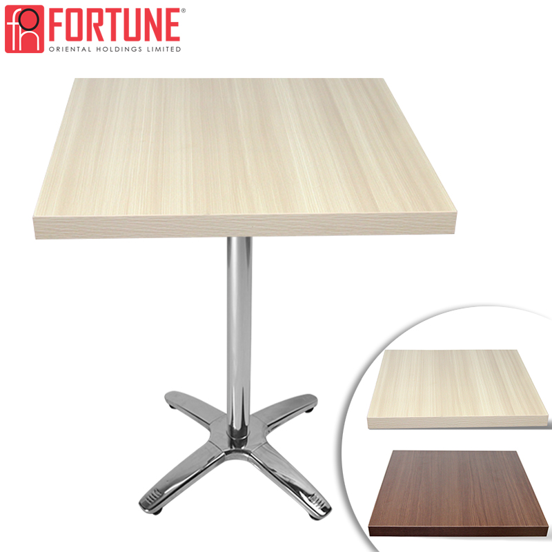 New 24x24 Inch Restaurant Table Top HPL Material Dining Table Top Coffee Furniture Table Wholesale Ship In The USA Free Shipping