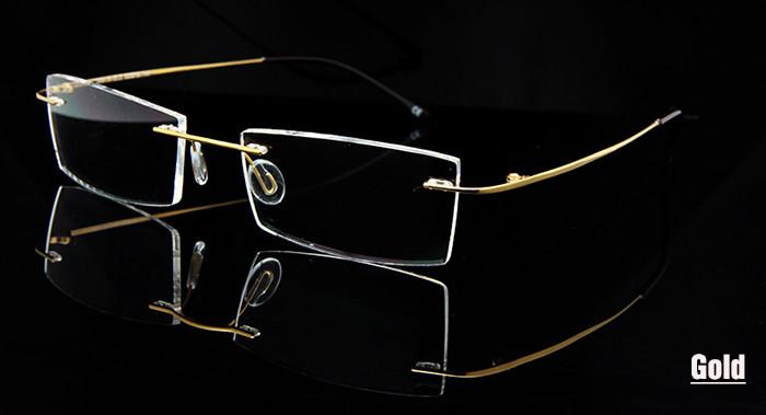 Rimless Eyeglasses Frames (6)
