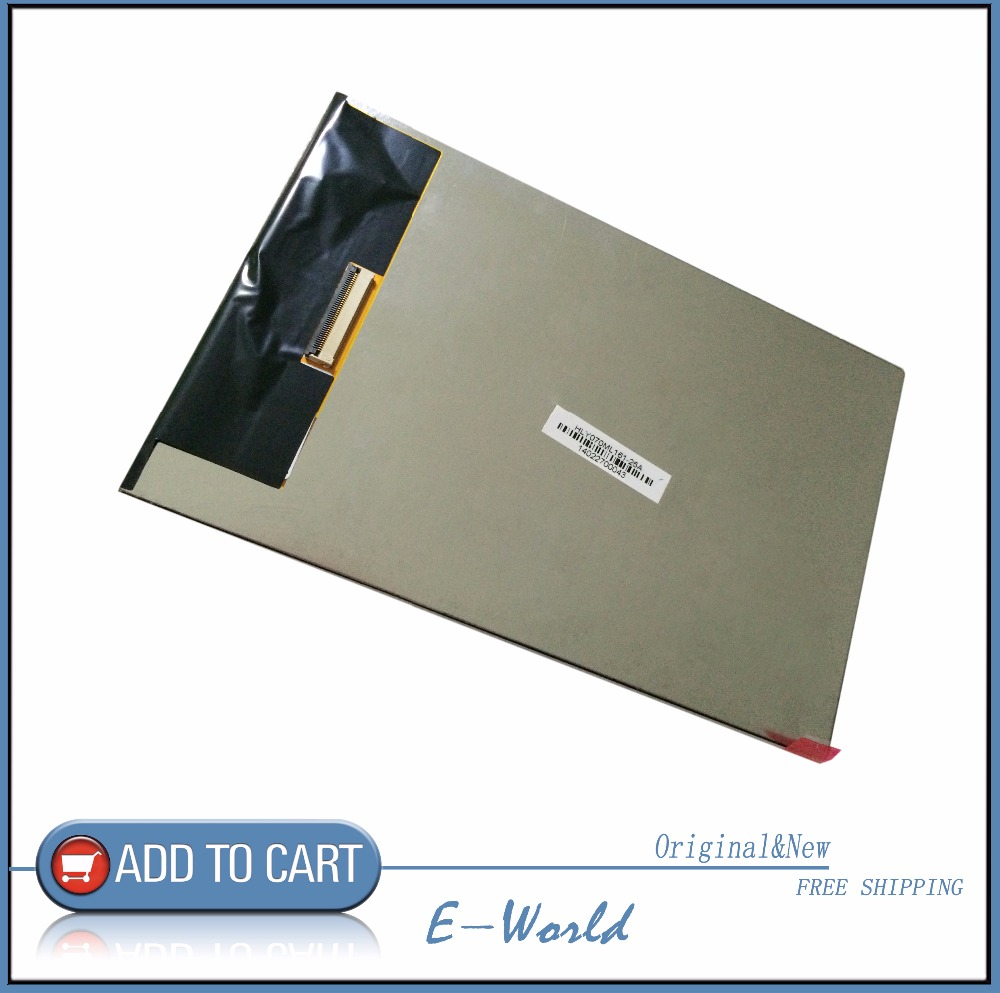 Original 7inch LCD screen HLY070ML161-25A HLY070ML161-25 HLY070ML161 for tablet pc free shipping image