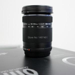 Image 1 - Keine box New M. ZUIKO DIGITAL ED 40 150mm f/4 5,6 R objektiv Für Olympus E PL8 E PL7 E PL6 E PL3 E PL1 EP3 EP5 E M1 E M5 E M10 kamera