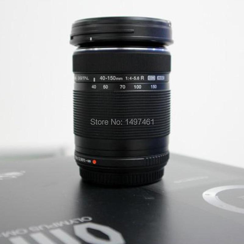 No box New M.ZUIKO DIGITAL ED 40-150mm f/4-5.6 R lens For Olympus E-PL8 E-PL7 E-PL6 E-PL3 E-PL1 EP3 EP5 E-M1 E-M5 E-M10 camera olympus m zuiko digital ed 75mm f 1 8 серебристый