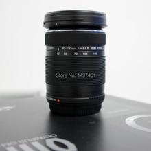 Без коробки новые M. Zuiko DIGITAL ED 40-150 мм f/4-5.6 R объектив для Olympus E-PL8 E-PL7 E-PL6 E-PL3 E-PL1 EP3 EP5 E-M1 E-M5 E-M10 камеры