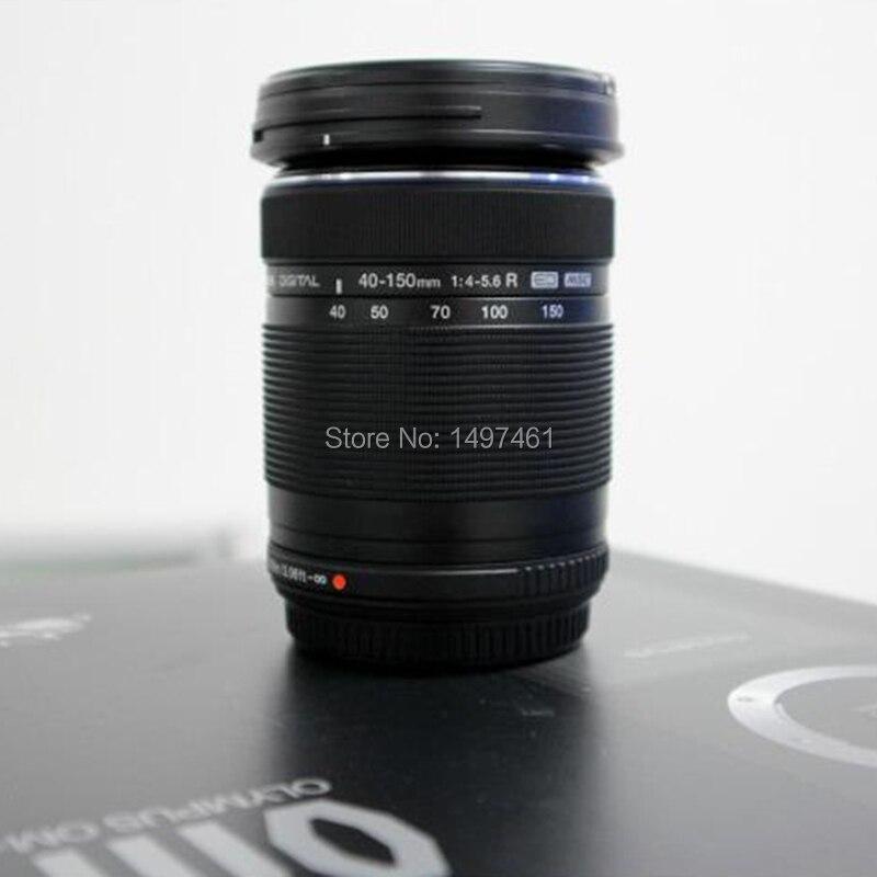 Pas de boite Nouveau M. ZUIKO DIGITAL ED 40-150mm f/4-5.6 R lentille Pour Olympus E-PL8 E-PL7 E-PL6 E-PL3 e-PL1 EP3 EP5 E-M1 E-M5 E-M10 caméra