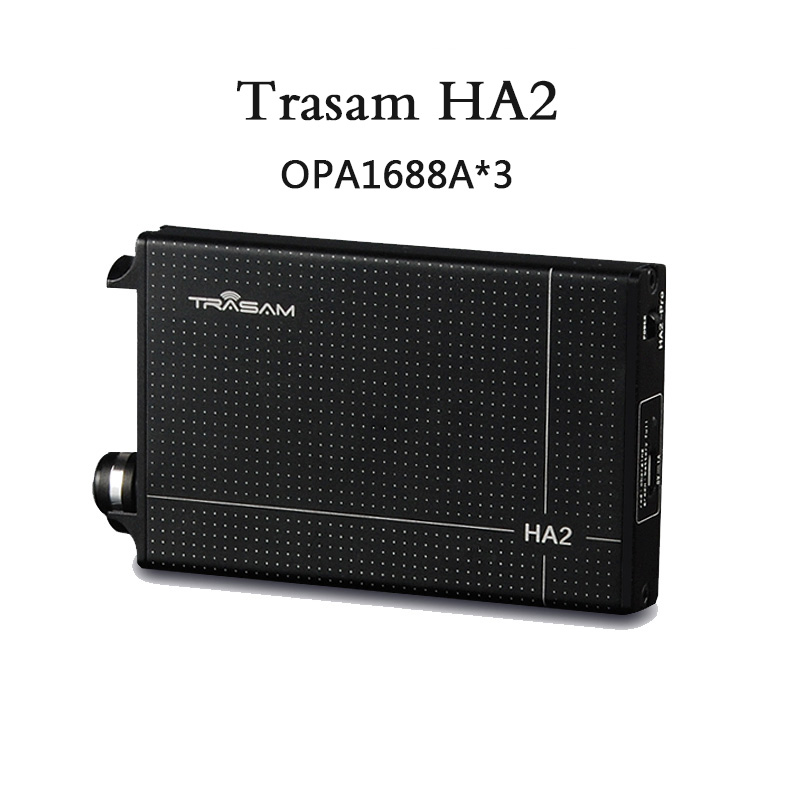 2017 New Trasam HA2/HA2-Pro Extreme Version HIFI AMP Discrete Class A Portable Earphone HIFI Amplifier Headphone Power Amplifier купить