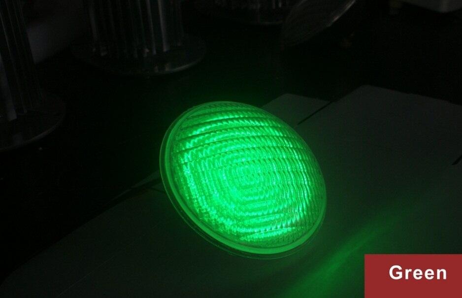 Offre Spéciale Livraison Shippng 12 v 30 w PAR56 Led Lumière Sous-Marine RGB Marine Inoxydable Avec Télécommande