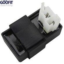 GOOFIT 6-pin CDI Box for CG 125cc 150cc 200cc 250cc ATV Dirt Bike Go Kart H048-001