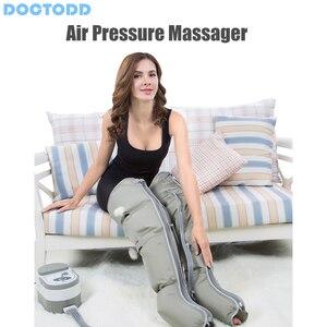 Image 4 - جهاز تدليك ضغط الهواء المستمر يعمل بالضغط المستمر جهاز تدليك الساق والساق والساق جهاز تدليك واسترخاء العضلات