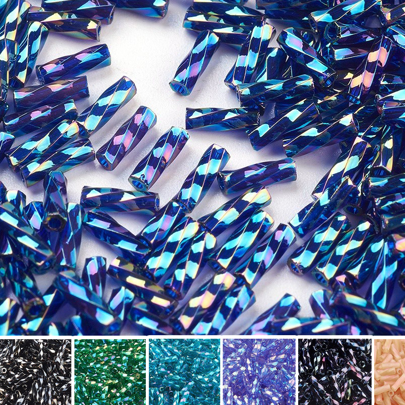 2mm//3mm//4mm Loose Solid Color Seed Glass Beads Smooth 50g Tiny Round Opaque Pony