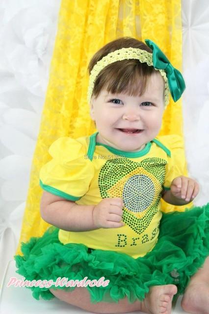 Soccer Theme Brazilian Football World Cup Brazil Flag Heart Yellow Girl Tutu Bodysuit Green Baby Dress  sc 1 st  AliExpress.com & Soccer Theme Brazilian Football World Cup Brazil Flag Heart Yellow ...