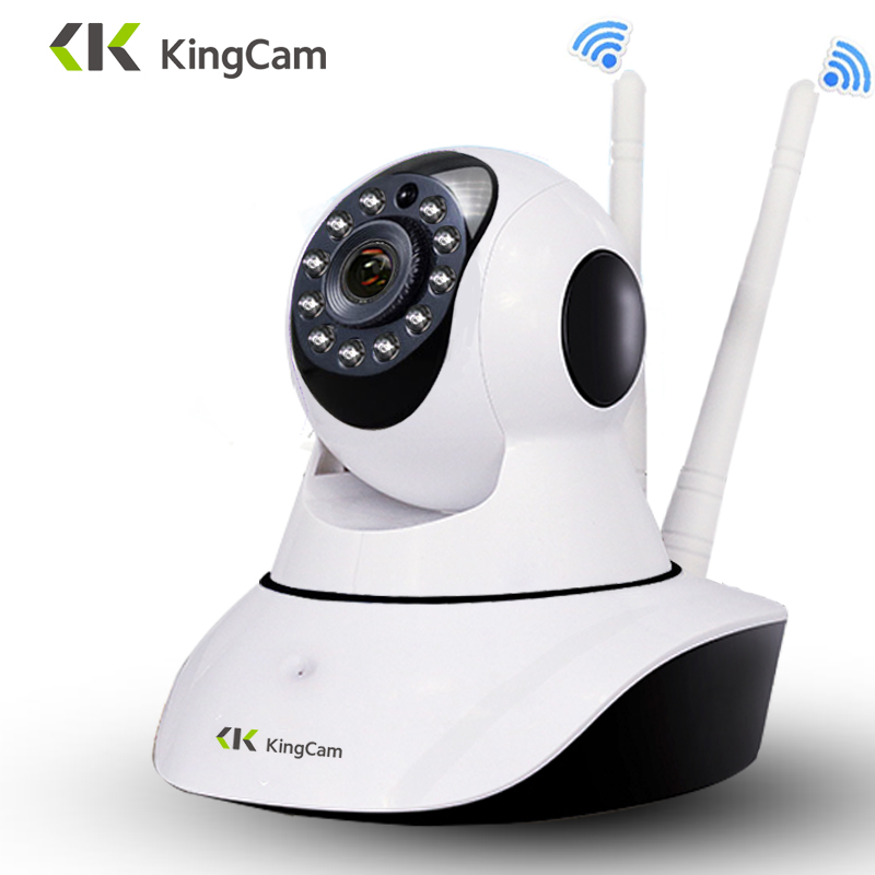 Kingcam HD 1080 P Wifi IP Camera Wireless Home Security IP Camera  Telecamera di Sorveglianza di Visione Notturna Cctv Baby Monitor 8c2e36b7ddd