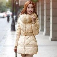 Winter Jacket Women Big Fur Hooded Parka Thick Cotton Coat Women Outerwear Jaqueta Feminina Inverno Chaqueta Mujer