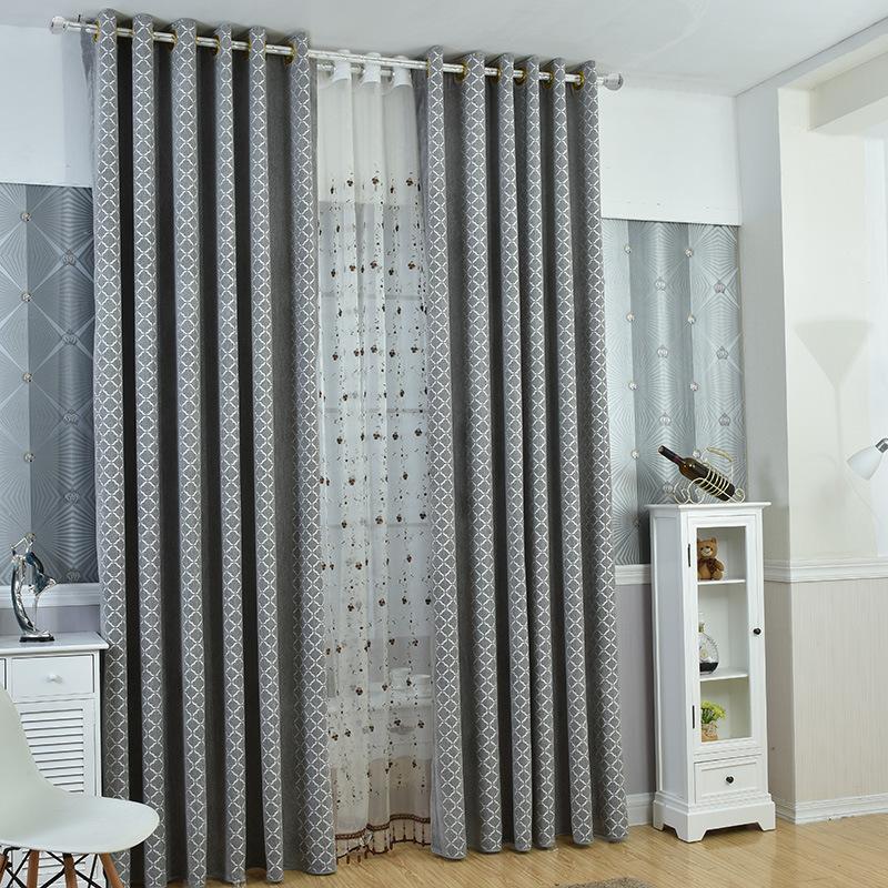 cortinas de felpilla de cachemira para saln comedor dormitorio moderno mainland