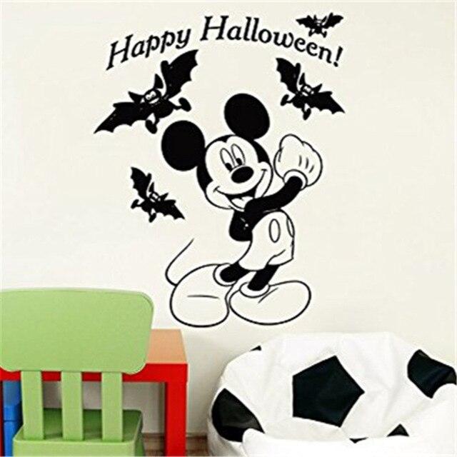 Creativo DIY lindo Mickey Mouse del traje de Halloween niños nombre ...