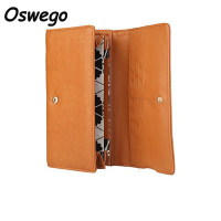 Drop Shipping Classic Design Women Long Wallet