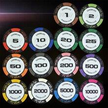 Großhandel Monte Carlo Poker Chips Gallery Billig Kaufen