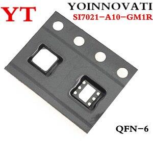 Image 1 - 10 pz/lotto SI7021 A10 GM1R SI7021 A10 SI7021 IC TEMP SENSOR RH 2% DFN migliore qualità.