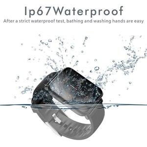 Image 3 - Montre intelligente Q9 pression artérielle fréquence cardiaque moniteur de sommeil Bracelet IP67 étanche Sport Fitness Trakcer montre hommes femmes Smartwatch