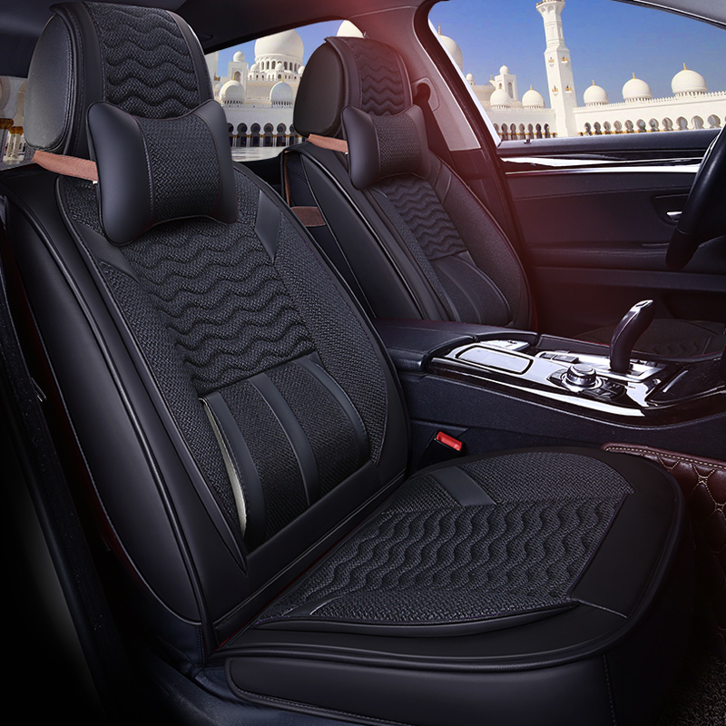 car seat cover seats covers for land rover defender discoveri 2 3 discovery 3 4 5 sport 2009 2008 2007 2006