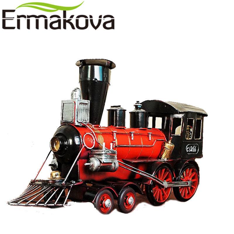 Kollektion Decor Lokomotiven 1:87 Retro Dampfzug Resin Zug Modell E16 07 1927