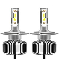 Car Accessories LED Headlights H4h7h11 Drive Headlights Auto Parts Refit Far And Near Light Led Lights