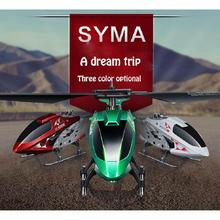 Syma 107e Remote Control Mini Drone 3CH RC Mini Helicopter GYRO Crash Resistant BaBy Gift Toys Smallest Helicopter Kid Air Plane