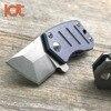 LDT STUB Mini Folding Knives S35VN Blade Titanium Handle Camping Outdoor Pocket Knife Survival Hunting Tactical