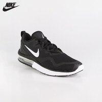Air Max Fury sport sneakers Black