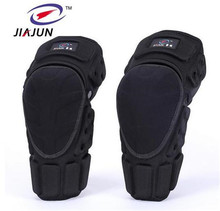 JIAJUN 2pcs Skiing nee Support Support Adult Field Pulley Bike Motorcycle Knee Protector Brace Protection Riding Exercise