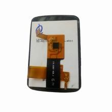 مجموعة شاشة LCD تعمل باللمس لـ Garmin Edge 820 GPS عداد سرعة الدراجة يده GPS بديل شاشة lcd لوحة التحويل الرقمي