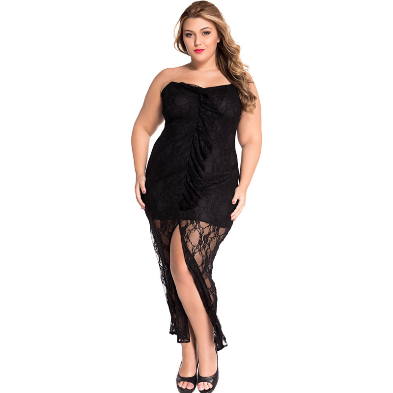 Popular Party Dresses for Curvy Women-Buy Cheap Party Dresses for ...