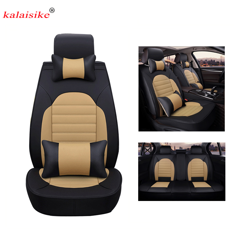 kalaisike leather universal car seat cover for honda all models crvkalaisike leather universal car seat cover for honda all models crv xrv odyssey city crosstour civic crider vezel fit accord in automobiles seat covers from