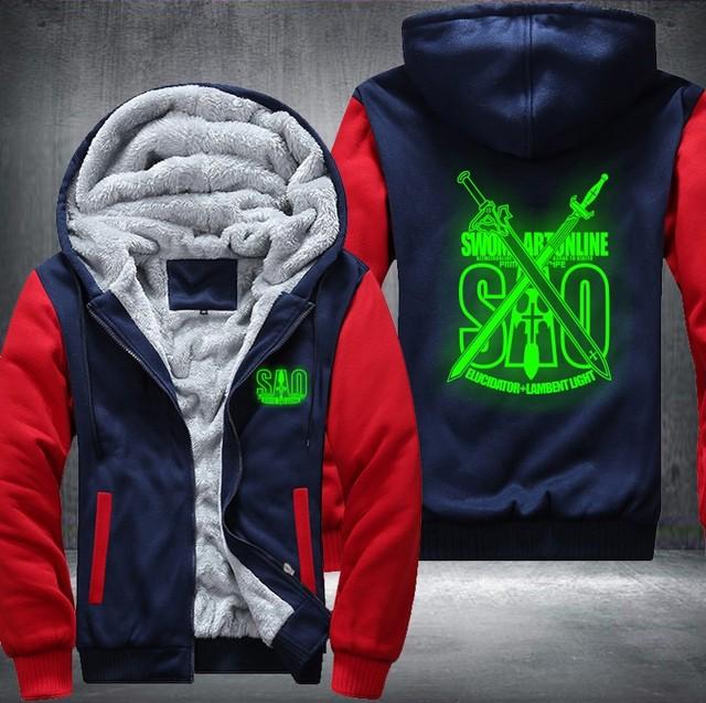 Sword Art Online  Luminous Coat Jacket