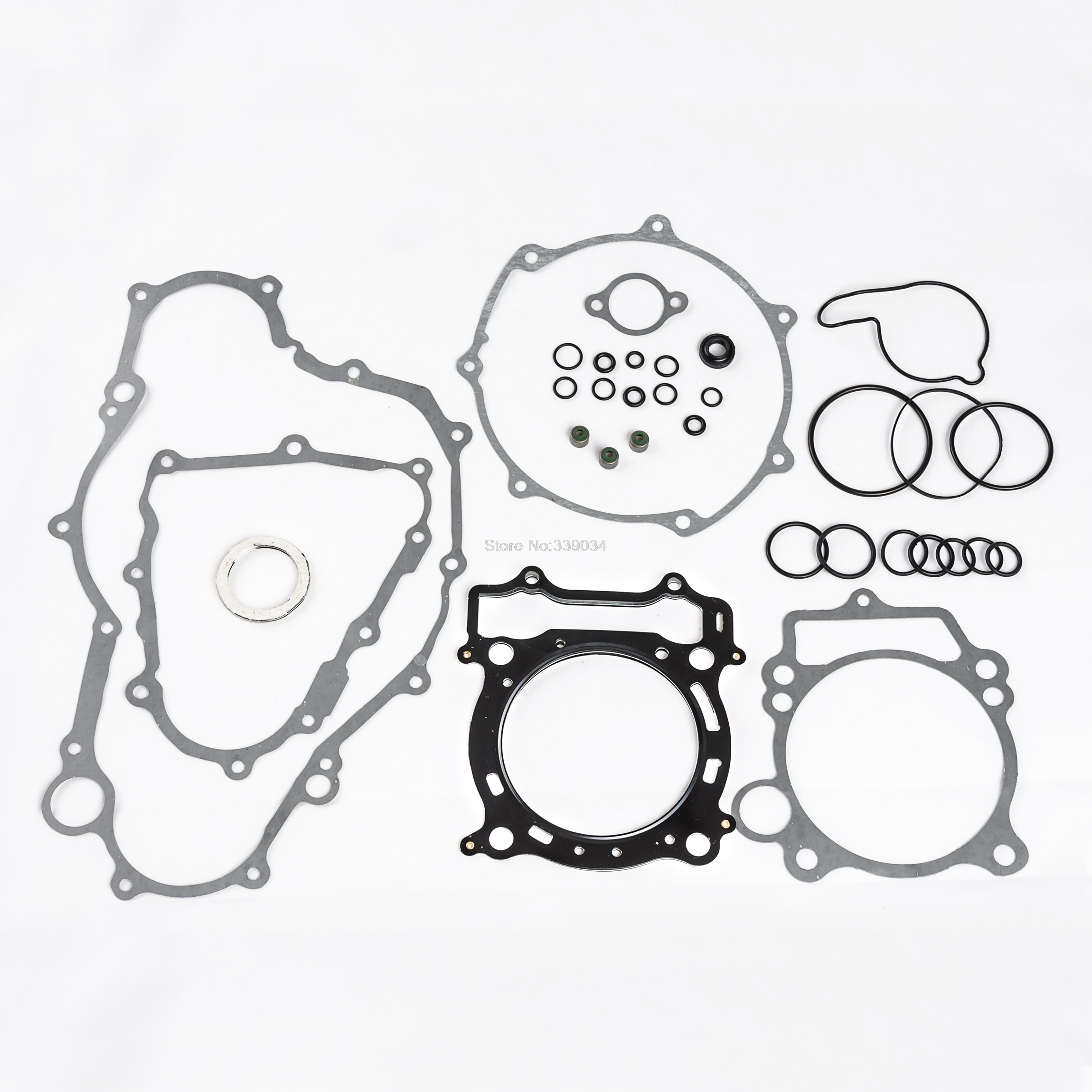 Complete Motorcycle Engine Gasket Set Kit For Yamaha