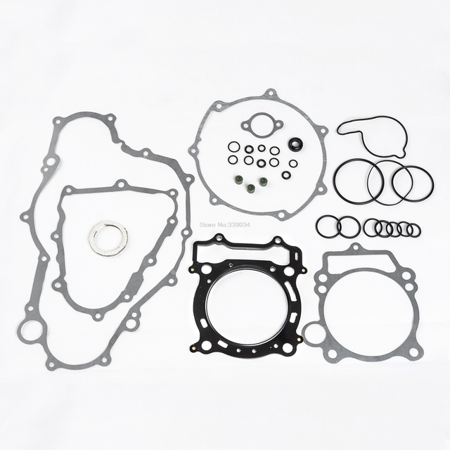 Complete Motorcycle Engine Gasket Set Kit For Yamaha Yfz450 Yfz 450