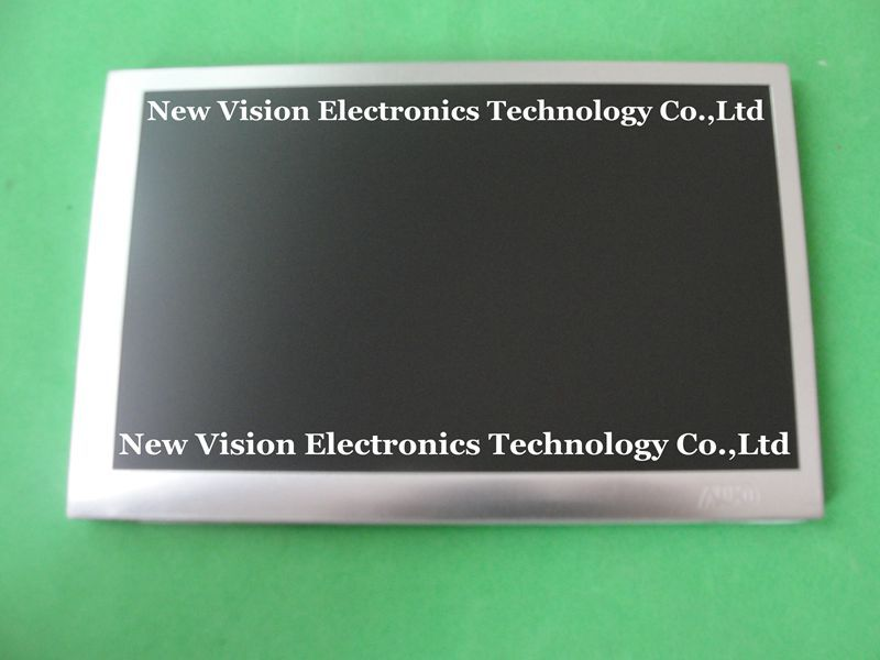 Image 2 - G070VW01 V0 Original  A+ Grade 7 inch  LCD Display Panel for Industrial Equipment-in LCD Modules from Electronic Components & Supplies
