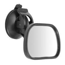 Adjustable Baby Safety Mirror Suction In-Sight In-Car Large Clear Wide View Mirror Car Part Accessories