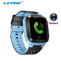 Letine Q528 Touch Screen Smart Watch Phone Android Children S Watches With GPS Tracker SOS Sim