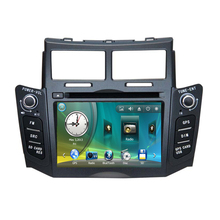 6.2″ Car Radio DVD GPS Navigation Central Multimedia for Toyota Vios 2008 2009 2010 2011 USB RDS Phonebook Bluetooth Handsfree