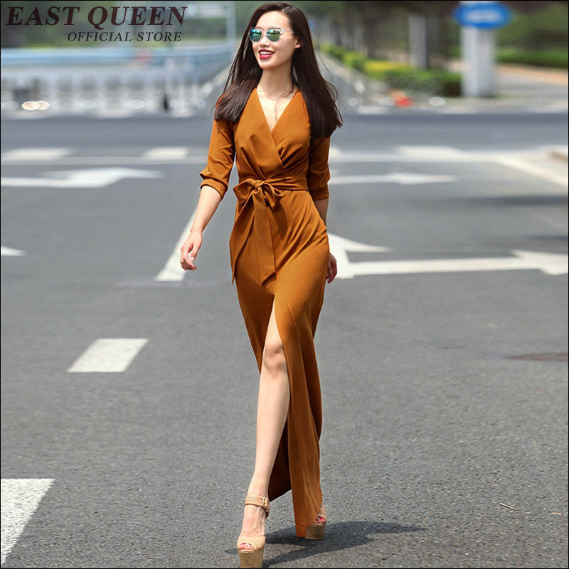 2017 New Winter Spring Women Dress Casual Long sleeve V-neck Elegant Bodycon dress Work Party Dresses vestidos KK1232 bonu sexy bodycon sweater dress simple elegant dress female winter knitted flare sleeve split dresses for women vestidos