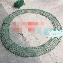 DIY Круглый держатель для цветов пластиковая рамка для цветов настенные арки DIY свадебное украшение фон пластиковый изогнутый подстеллаж ряд цветов
