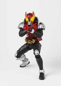 "Image 2 - 100% Original BANDAI GEISTERN Tamashii Nationen S. h. figuarts (SHF) Action Figure Masked Rider Kiva Kiva Form ""Kamen Rider Kiva"""