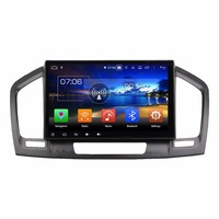 10.1 Android 8.0 Android 8.1 Car Radio DVD GPS for Opel Insigina Buick Regal 2009 2010 2011 2012 2013 BT WIFI USB Mirror link
