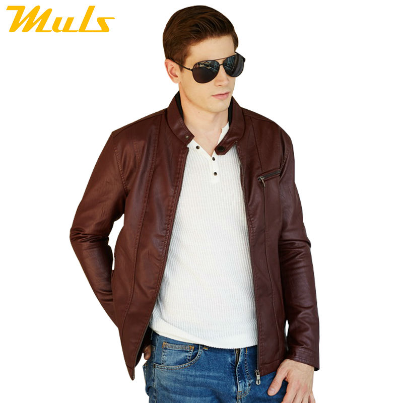 Aliexpress.com : Buy Leather suede chaqueta cuero fashion clothing ...