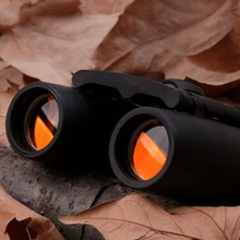Small Folding Binoculars Mini 30X60 HD Wide Angle Portable Low Light Level Night Vision Pocket