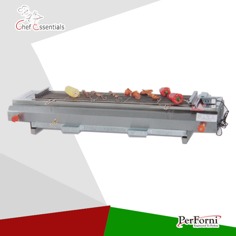 PKJG-EB110 Electric Smokeless Barbecue Oven, for Commercial products моторное масло castrol edge 5w30 ll 4 л синтетическое
